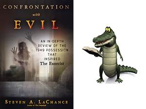 confrontation with evil steven a lachance rougeski review