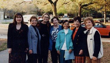 Gloria Stienam, Jacque Michot Ceballos, Suzanne Synborski